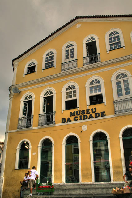 museum in the pelourinho
