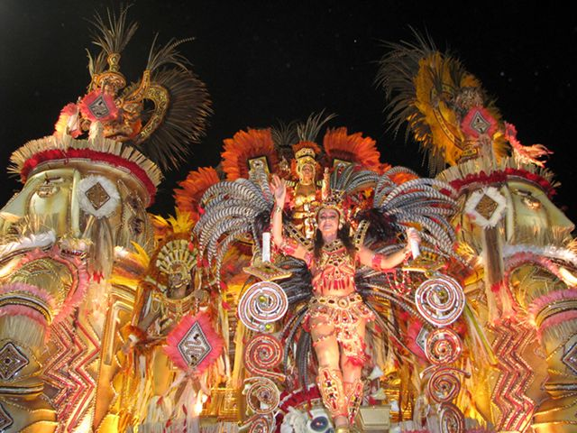 Escola de Samba Beija-Flor - Carnaval de Río