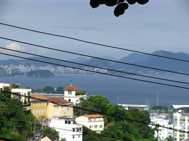 Vista parcial de Santa Teresa, Río de Janeiro