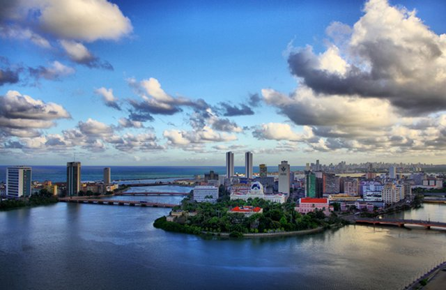 Vista de Recife