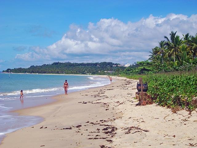 Playa de Araçaipe - Arraial d'Ajuda