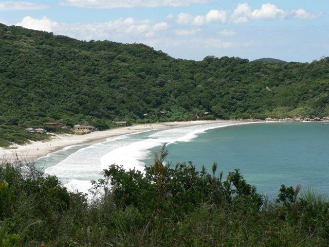 Playa Naufragados - Florianópolis