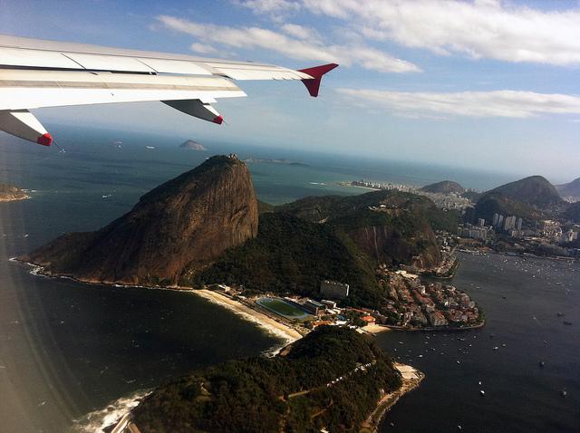 Vuelo sobre Río de Janeiro