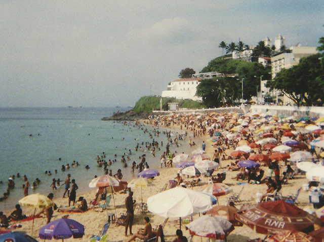 Playa de Porto da Barra - Salvador de Bahía