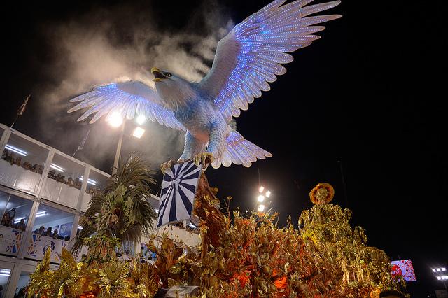 Desfile de Portela campeona 2017