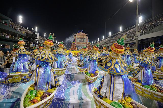 Desfile Portela Carnaval Río 2017