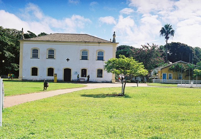 Museo - Centro Histórico Porto Seguro