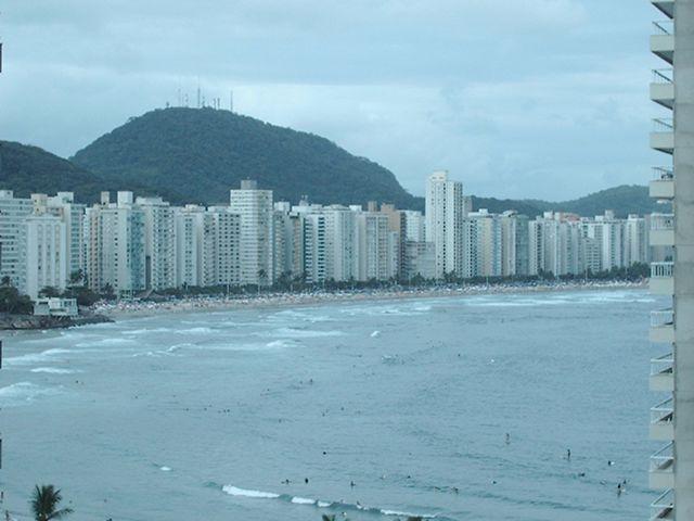 Playa Asturias - Centro de Guarujá