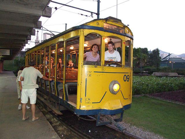 Bondinho (tranvía) de Santa Teresa, Río de Janeiro