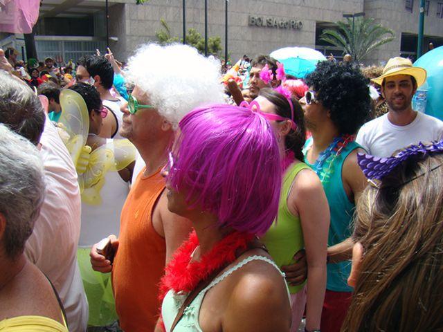 Grupo Carnavalesco Cordão do Boitatá - Río de Janeiro