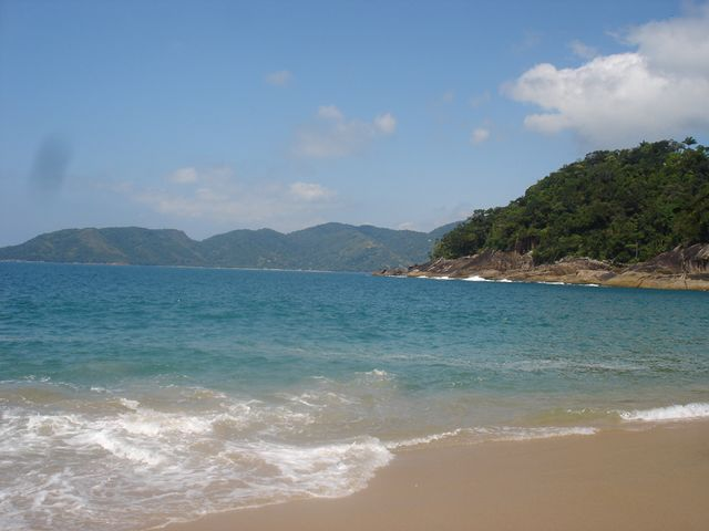 Praia do Lazaro - Ubatuba