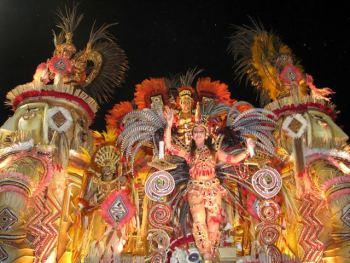 Escola Carnaval Río de Janeiro