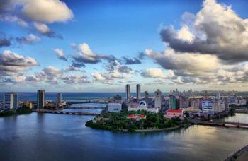 Vista de Recife
