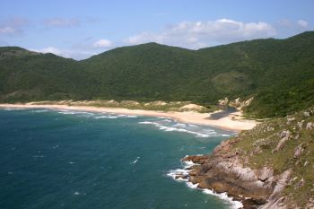 Playa de Lagoinha do Leste - Florianópolis