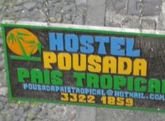 Pousada País Tropical
