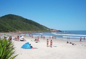 información clima en Praia do Rosa