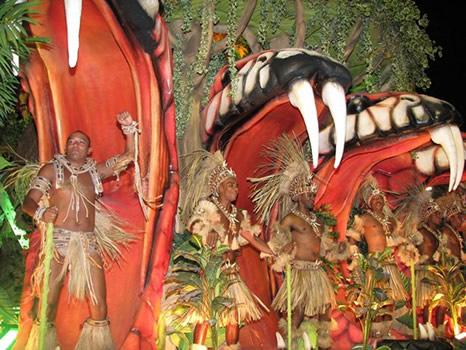 Escola de Samba Portela - Carnaval de Río 2008