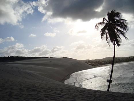 Duna en Genipabú - Natal