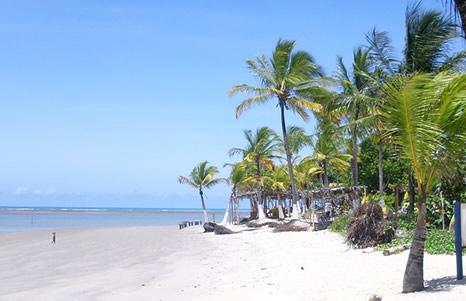 Playa de Coroa Vermelha (Bahía)