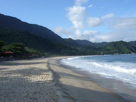Playa en Trindade (Río de Janeiro)