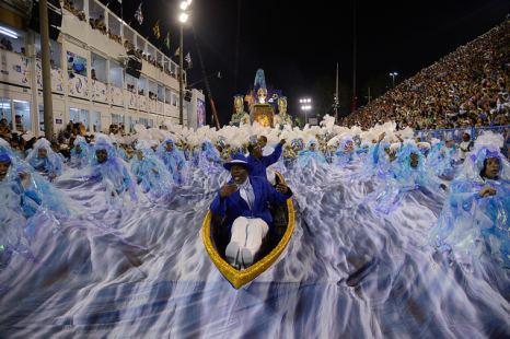 Portela campeona carnaval Rio 2017