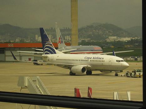 Aeropuerto Internacional de Río de Janeiro