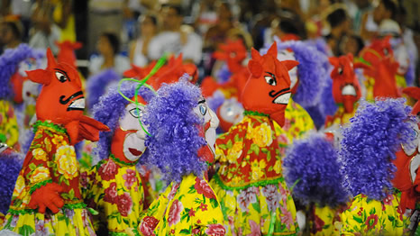 Escola de Samba Unidos da Tijuca