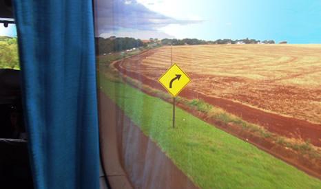 ómnibus a Brasil