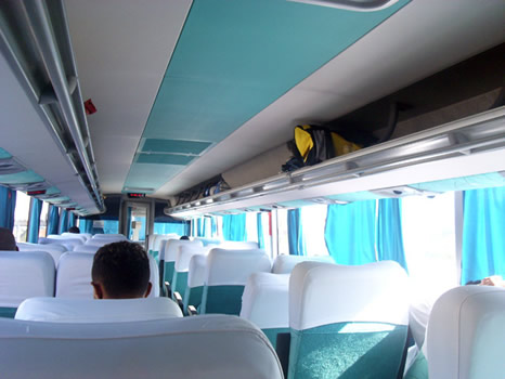 Bus en Brasil