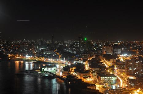 Vista de Río Vermelho - Salvador de Bahía