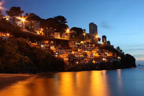 Una favela