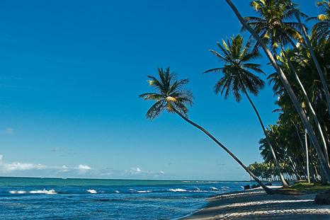 Playa en Pernambuco