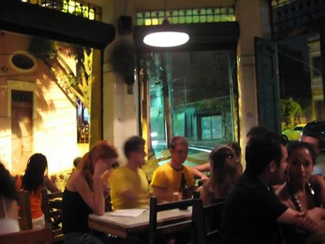Bar cerca del Largo das Neves. Santa Teresa, Río de Janeiro
