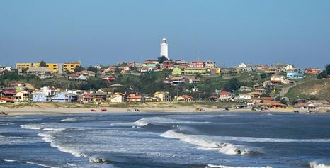 Playa de Cardoso - Farol de Santa Marta
