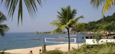 playa en Angra dos Reis