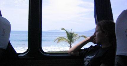 En bus a Brasil