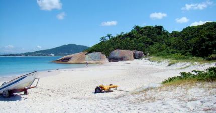 Isla de Campeche - Florianópolis - Santa Catarina
