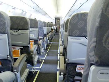 Interior 737 de GOL