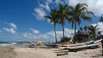 Playa de Itapuã