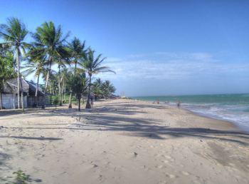 Playa de Mucugê - Arraial d'Ajuda