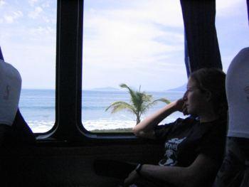 Viaje en ómnibus por Brasil