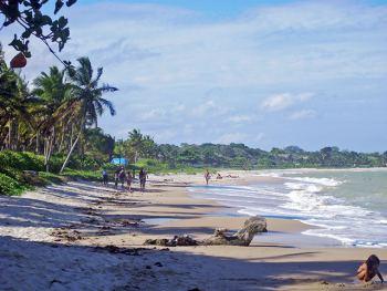 Playa de los pescadores (o Delegado)